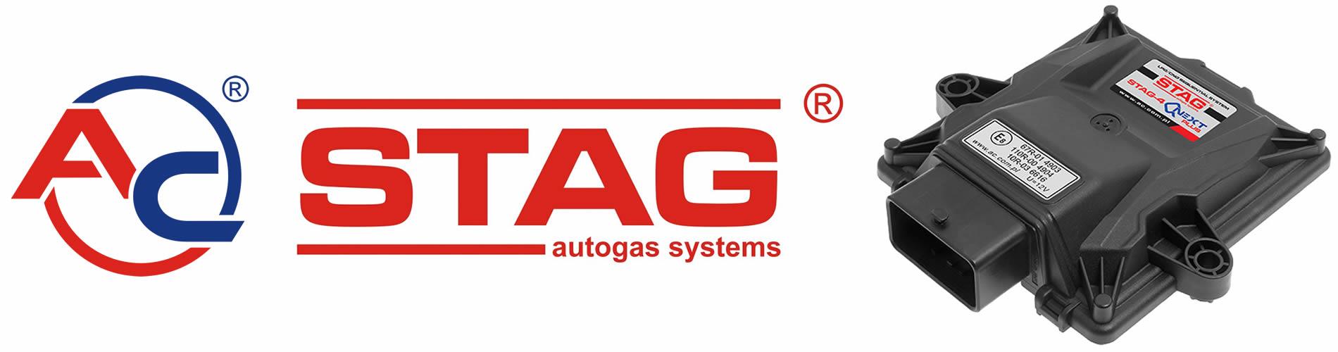 Logo AC STAG e prodotto