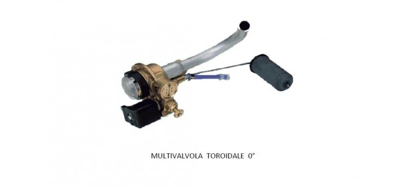 MULTIVALVOLE TOMASETTO / ATIKER